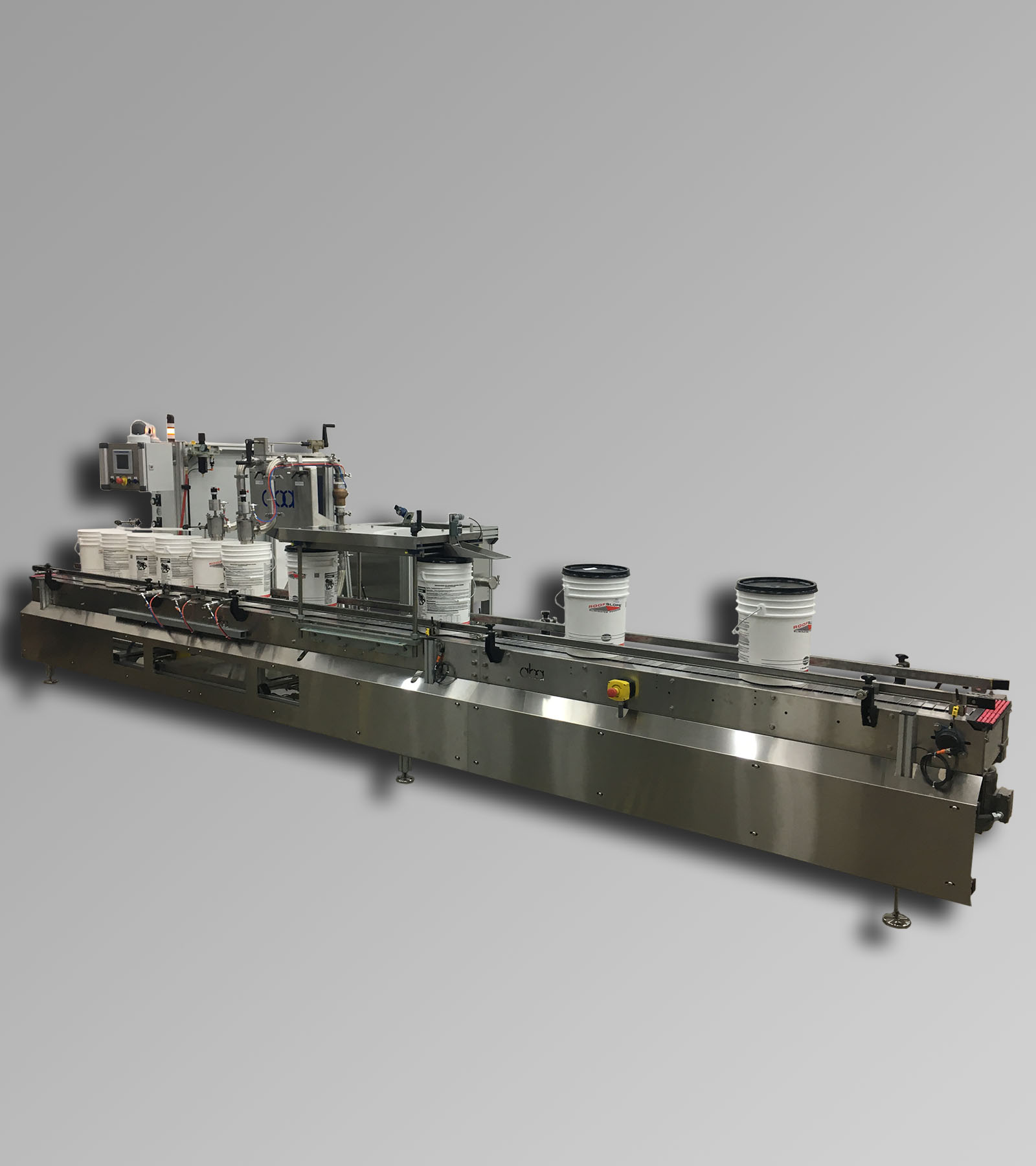ABA-M452 - Volumetric Filling Machine