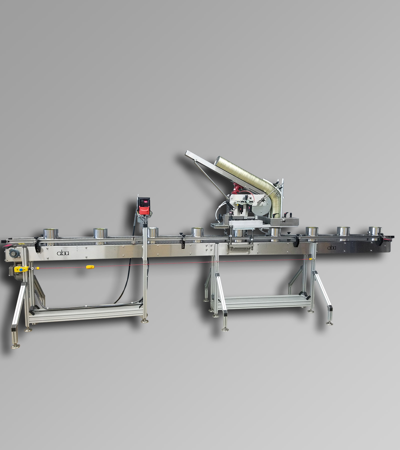 ABA-M418 - LDHS, Press, Conveyor