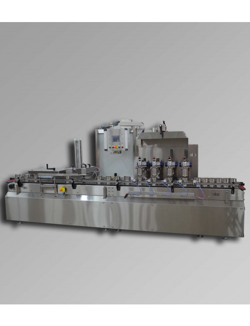 Fill Tfgea Electronic Filling Machines Products