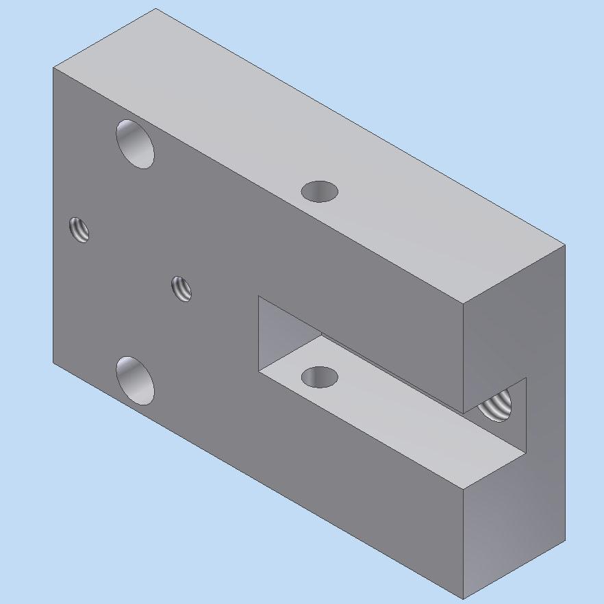 ABA-LPHSC-V-Chute-ESC-Block
