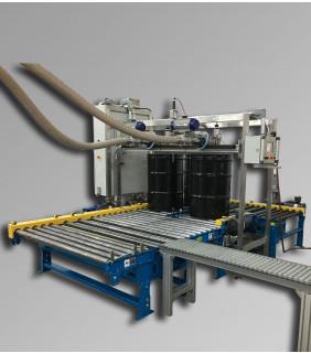 ABA Paint & Liquid Drum Filling Machine Model M387
