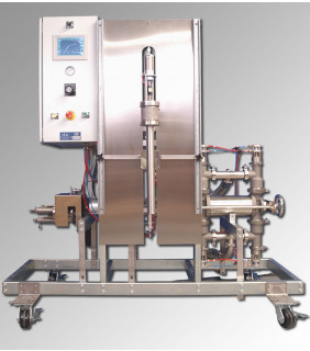 Paint & Liquid Volumetric Filling Machine M214