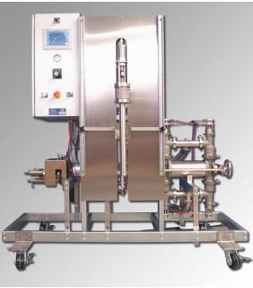Paint & Liquid Volumetric Filling Machine M214
