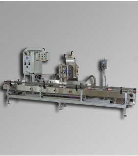 Paint & Liquid Volumetric Filling Machine M367