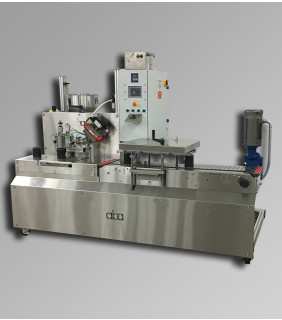 Explosion Proof Net Weight Liquid Filling Machine M405