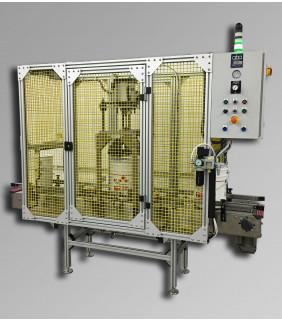 Lid Crimping Machine ABA-M444