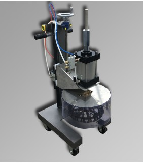 ABA-M477 - Lid Crimping Machine