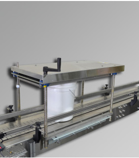 5 Gallon Roller Lid Press for Paint & Liquid Filling Machines