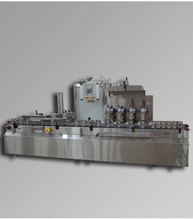 Paint & Liquid Net Weight Can Filling Machine M345