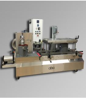 Paint & Liquid Filling Machine M417