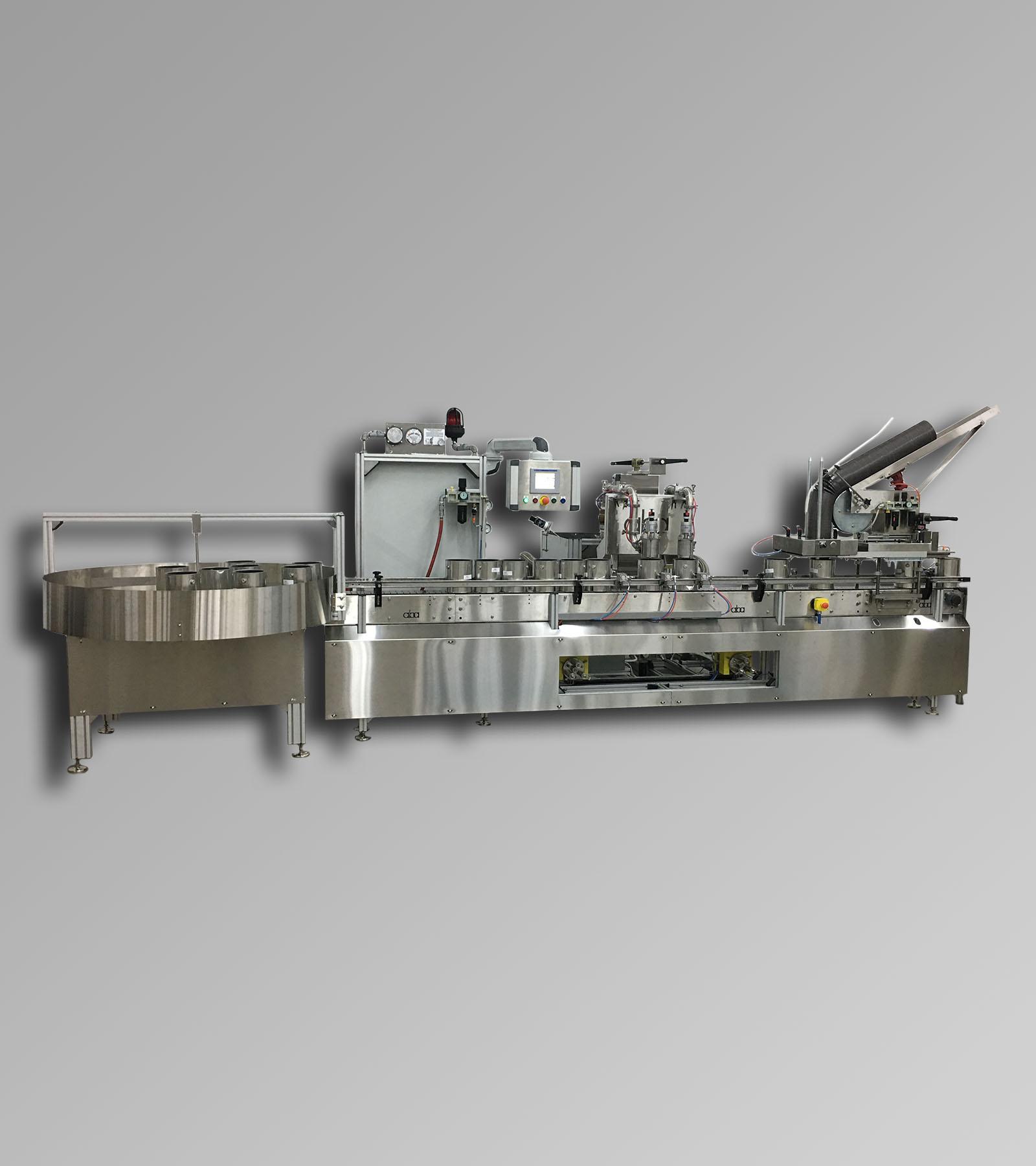 Volumetric Filling Machines